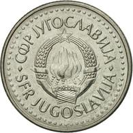 Monnaie, Yougoslavie, 10 Dinara, 1988, TTB, Copper-nickel, KM:89 - Joegoslavië