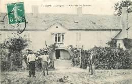 24 , THENON , Chateau De Pressac , * 292 05 - Frankrijk