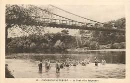 63 , COURNON , Pont Et Baigneurs , * 292 57 - Andere Gemeenten