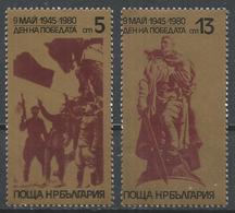 Spain 1980. Scott #2682-3 (MNH) Armistice 35th Anniversary * - 1931-Aujourd'hui: II. République - ....Juan Carlos I