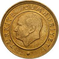 Monnaie, Turquie, Kurus, 2011, TTB+, Copper-Nickel Plated Steel, KM:1239 - Turquie
