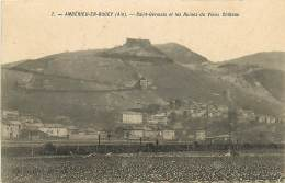 01 , AMBERIEU EN BUGEY , St Germain Et Ruines Du Chateau , * 293 39 - France
