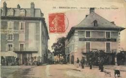 05 , EMBRUN , Entrée De La Ville , Rue Clovis Hugues , * 294 85 - Embrun