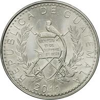 Monnaie, Guatemala, 10 Centavos, 2011, SUP, Copper-nickel - Guatemala