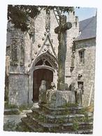 29 Saint Tugen En Primelin Calvaire Et Le Porche De La Chapelle (2 Scans) - Autres Communes