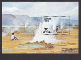 Kenya, Scott #402, Mint Never Hinged, Tourism, Issued 1987 - Kenya (1963-...)