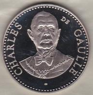 Medaille Charles De Gaulle - Ve République - France