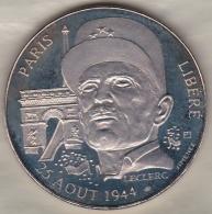 Medaille Paris Libéré, Leclerc 25 Aout 1944, Croix De Lorraine 1939 -1945 Par Jimenez - France
