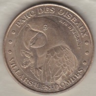 VILLARS LES DOMBES. LE PARC DES OISEAUX 2005 . Ain - 01 - Monnaie De Paris