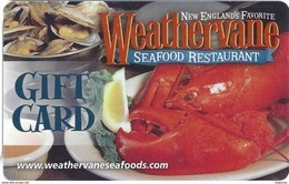 Weathervane Seafood Restaurant Gift Card - Gift Cards