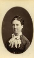 France Lille Femme Mode Ancienne Photo CDV Ferrand 1890' - Photographs