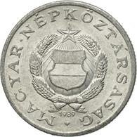 Monnaie, Hongrie, Forint, 1989, Budapest, TB+, Aluminium, KM:575 - Hungría
