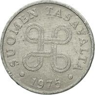 Monnaie, Finlande, Penni, 1975, TTB+, Aluminium, KM:44a - Finlande