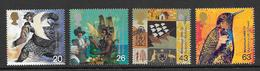 Great Britain - 1999 Millennium Series - The Settler's Tale - 4v MNH - 1952-.... (Elizabeth II)