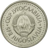 Monnaie, Yougoslavie, 10 Dinara, 1985, TB+, Copper-nickel, KM:89 - Joegoslavië