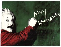 (PF 125) Albert Einstein - Prix Nobel