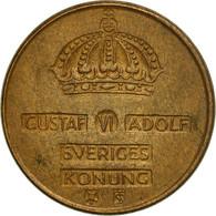 Monnaie, Suède, Gustaf VI, Ore, 1960, TTB, Bronze, KM:820 - Suède