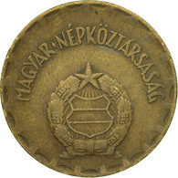Monnaie, Hongrie, 2 Forint, 1972, Budapest, TB+, Laiton, KM:591 - Hongrie