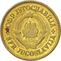Monnaie, Yougoslavie, 20 Para, 1981, TTB, Laiton, KM:45 - Joegoslavië