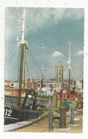 Cp , Bateaux De Pêche ,59 , DUNKERQUE ,le Port De Pêche , Ed. Phare , écrite - Pêche