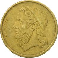 Monnaie, Grèce, 50 Drachmes, 1982, TB+, Aluminum-Bronze, KM:147 - Grèce
