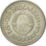 Monnaie, Yougoslavie, 100 Dinara, 1988, TB, Copper-Nickel-Zinc, KM:114 - Joegoslavië