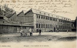 52 BOLOGNE - Les Ateliers De La Colonie - Carte Précurseur - Animée - France