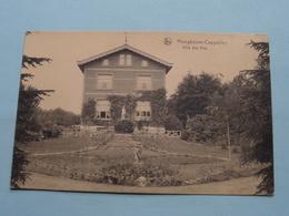Villa Des ARTS - HOOGBOOM-Cappellen ( A. Wagemaekers) Anno 19?? ( Zie Foto's ) ! - Kapellen