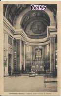 Marche-macerata- Civitanova Marche Veduta Interno Chiesa S.maroni Anni 40 - Italia