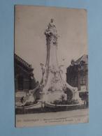 Monument Commémoratif Du Cinquantenaire De Rosendaël ( 271 - LL ) Anno 19?? ( Zie Foto's ) ! - Dunkerque