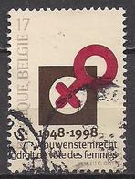 Belgien  (1998)  Mi.Nr.  2786  Gest. / Used  (6bd22) - Gebraucht