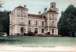 MEAULNE  - Chateau De Bellevue - Autres Communes