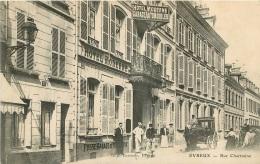 EVREUX  LA RUE CHARTRAINE - Evreux