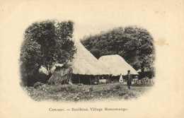 CONAKRY Boulbiné Village Momomango   RV - Guinée Française