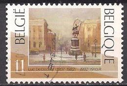 Belgien  (1992)  Mi.Nr.  2540  Gest. / Used  (5bd28) - Belgium