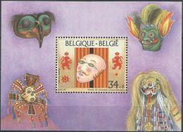 BELGIEN 1995 Mi-Nr. Block 64 ** MNH - Blocks & Kleinbögen 1924-1960