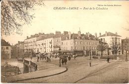 2D11 --- 71   CHALON-SUR-SAONE   Pont De La Colombière - Chalon Sur Saone