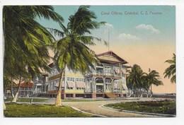 Canal Offices, Cristobal, C.Z. Panama - Panama