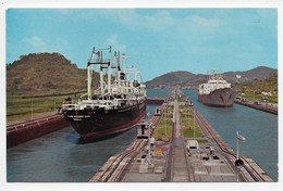 Panama Canal - Pedro Miguel Locks - View From Control Tower - Panama