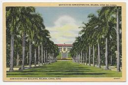 Administration Building, Balboa, Canal Zone - Panama
