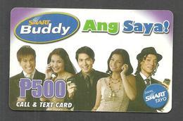 USED PHONECARD PHILIPPINES - Philippines