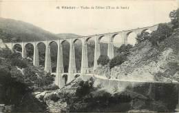 48 , VILLEFORT , Viaduc De L'Altier , * 299 22 - Villefort