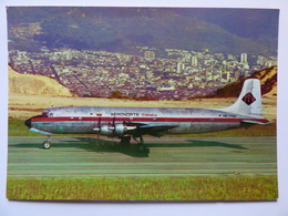 AERONORTE COLOMBIA   DC 6   HK 1700 - 1946-....: Era Moderna