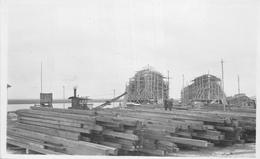 ¤¤    -   Cliché Non Située  -  Bateaux En Construction  -  Chantier Naval  -  Voir Description      -  ¤¤ - To Identify