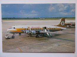AEROCONDOR COLOMBIA  DC 6  HK 754 - 1946-....: Era Moderna