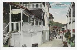 Street Scene, Taboga Island, Panama - Panama