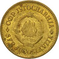 Monnaie, Yougoslavie, 20 Para, 1976, TTB, Laiton, KM:45 - Yugoslavia