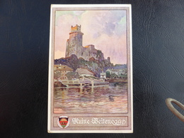 RUINE WEITENEGGS - 1912 - Österreich