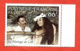 "French Polinesia 1995.Book ""Le Mariage De Loti"". New Stamp. - French Polynesia"