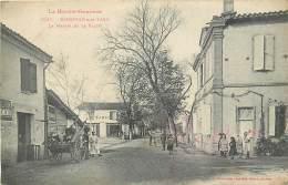 31 , MIREPOIX , La Mairie Et La Place , * 307 70 - France